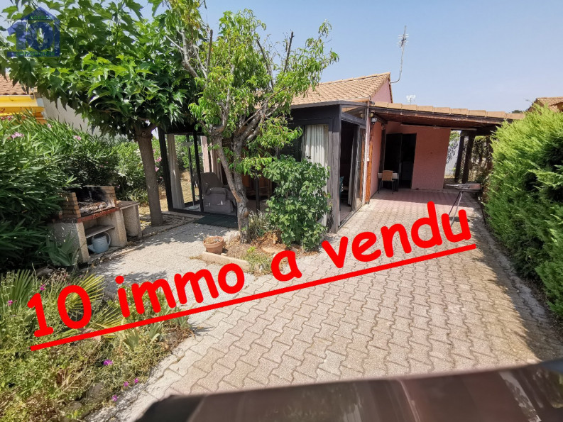 A vendre Valras Plage 340652367 Agence dix immobilier