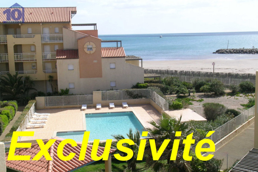 A vendre Valras Plage 340652379 Agence dix immobilier