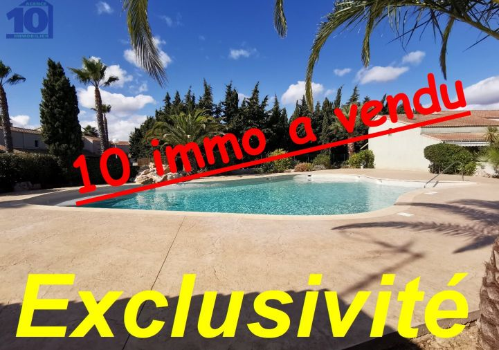 For sale Valras Plage 340652390 Agence dix immobilier