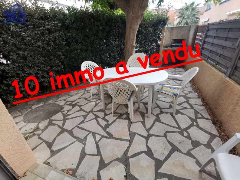 A vendre Valras Plage 340652397 Agence dix immobilier
