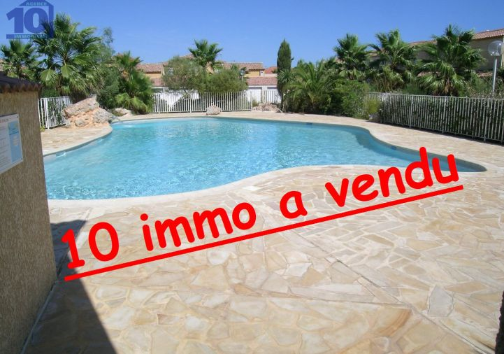A vendre Valras Plage 340652410 Agence dix immobilier