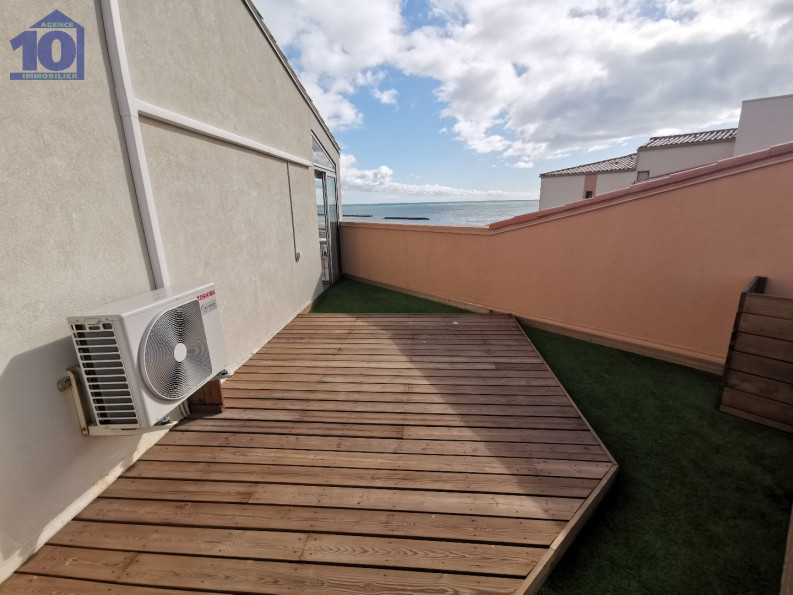 A vendre Valras Plage 340652415 Agence dix immobilier