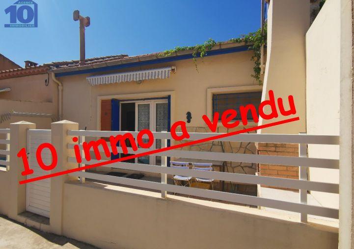 A vendre Maison de pêcheur Valras Plage   Réf 340652443 - Agence dix immobilier