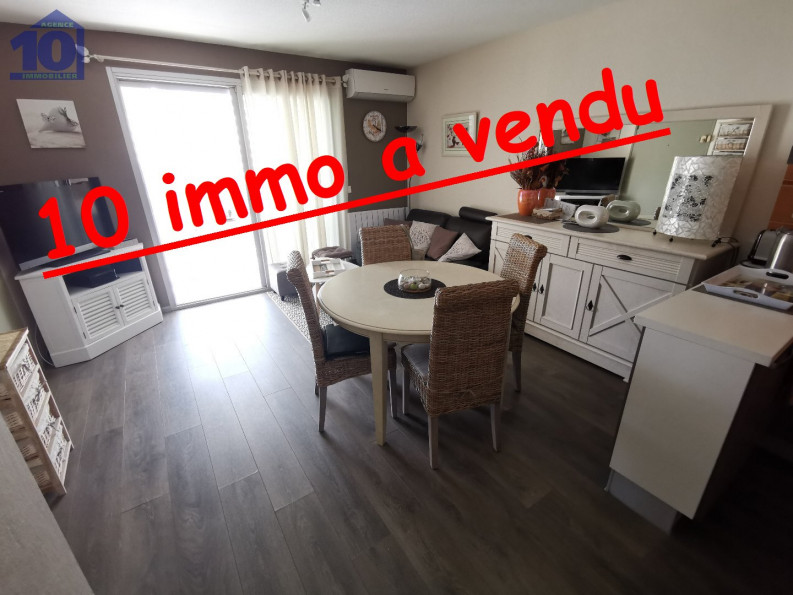 A vendre Valras Plage 340652448 Agence dix immobilier