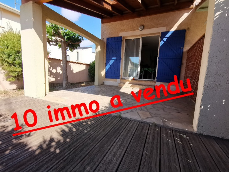 A vendre Valras Plage 340652451 Agence dix immobilier