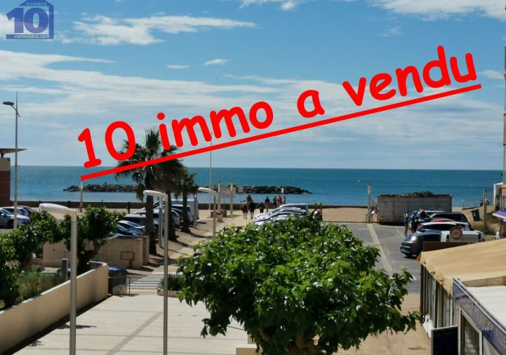 A vendre Valras Plage 340652455 Agence dix immobilier