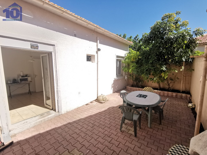 A vendre Valras Plage 340652481 Agence dix immobilier