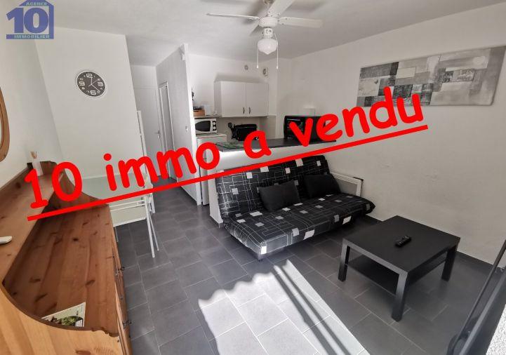 A vendre Appartement en rez de jardin Valras Plage | Réf 340652487 - Agence dix immobilier