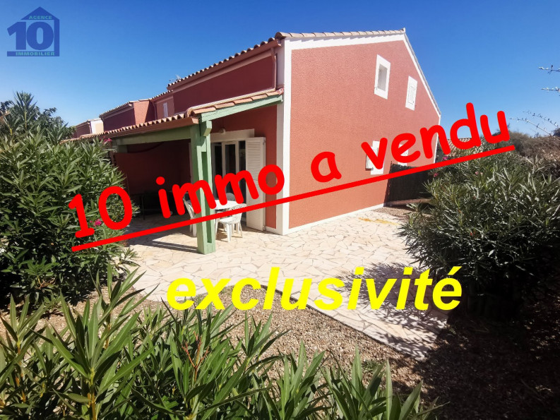 For sale Vendres 340652489 Agence dix immobilier