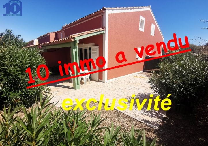 A vendre Vendres 340652489 Agence dix immobilier