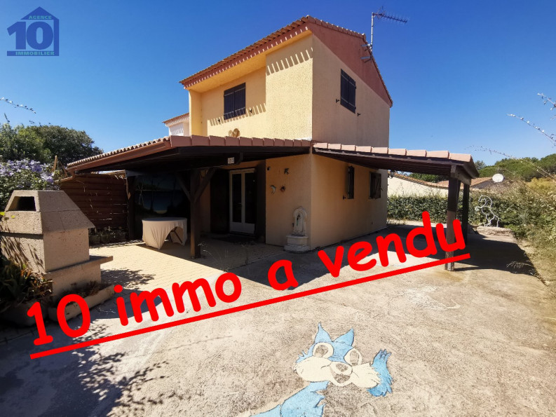 A vendre Valras Plage 340652491 Agence dix immobilier