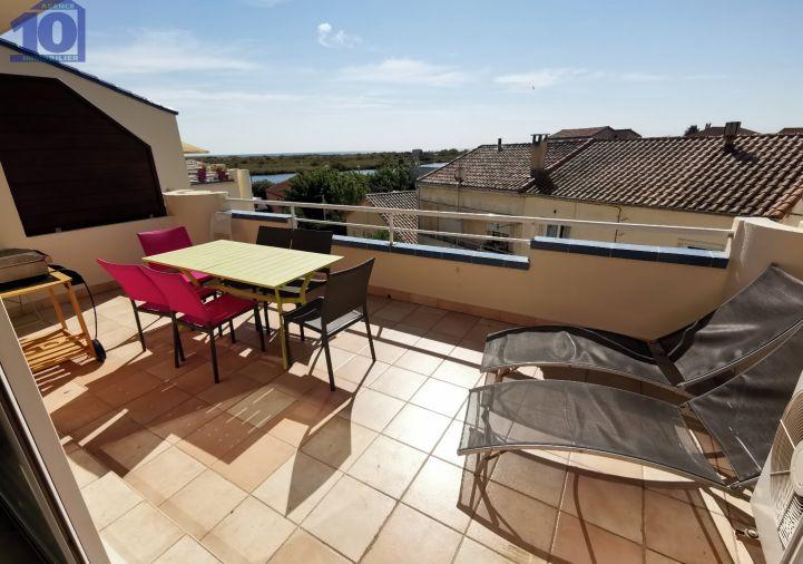 A vendre Appartement en marina Valras Plage | Réf 340652495 - Agence dix immobilier