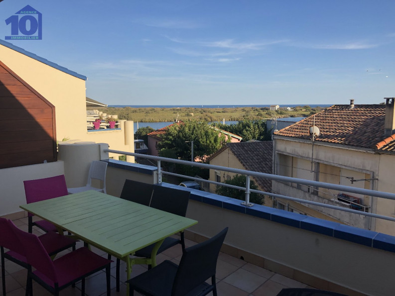 A vendre Valras Plage 340652495 Agence dix immobilier