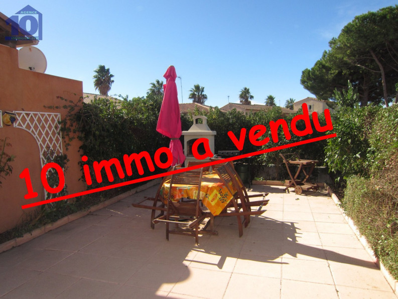 A vendre Valras Plage 340652504 Agence dix immobilier