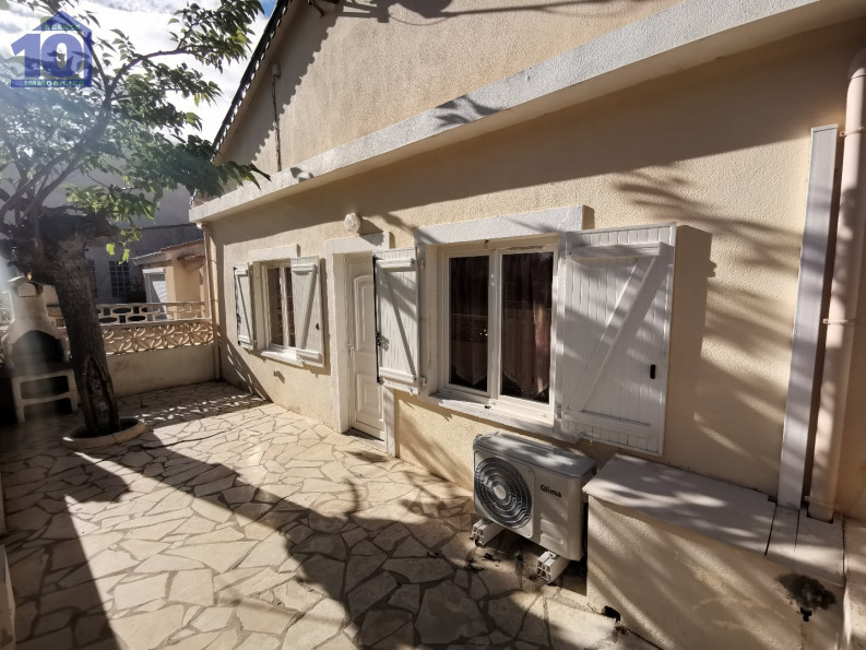 A vendre Valras Plage 340652512 Agence dix immobilier