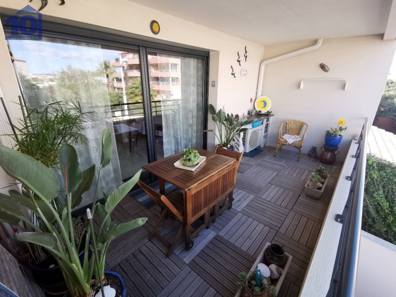 A vendre Valras Plage 340652513 Agence dix immobilier