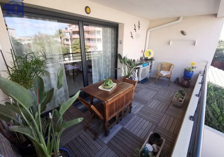 A vendre Appartement Valras Plage | Réf 340652513 - Agence dix immobilier