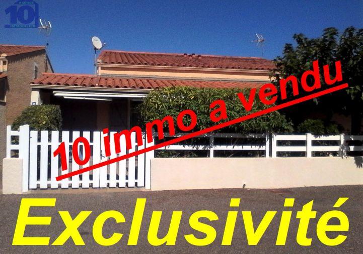 A vendre Pavillon Valras Plage | Réf 340652516 - Agence dix immobilier
