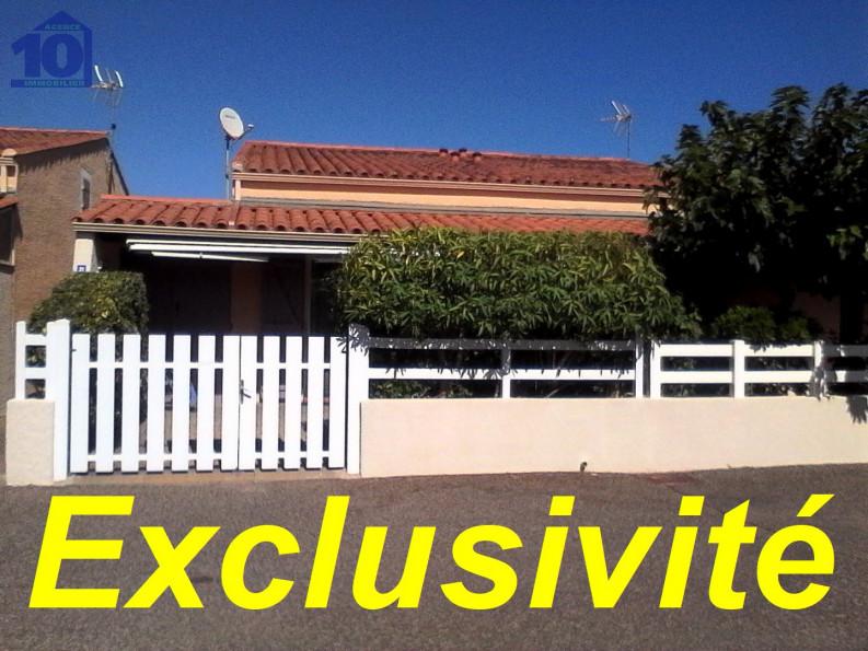 A vendre  Valras Plage   Réf 340652516 - Agence dix immobilier