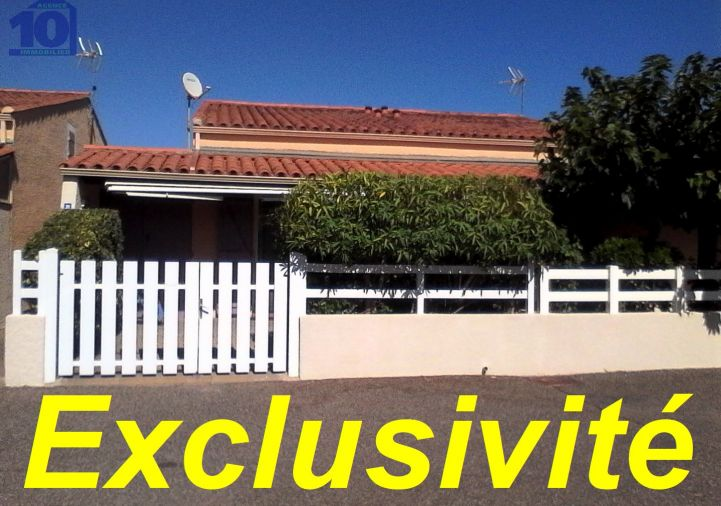 A vendre Valras Plage 340652516 Agence dix immobilier