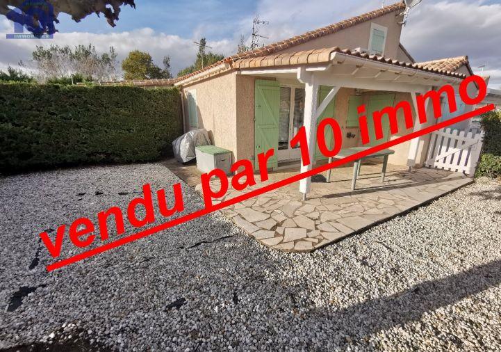 A vendre Pavillon Valras Plage | Réf 340652517 - Agence dix immobilier