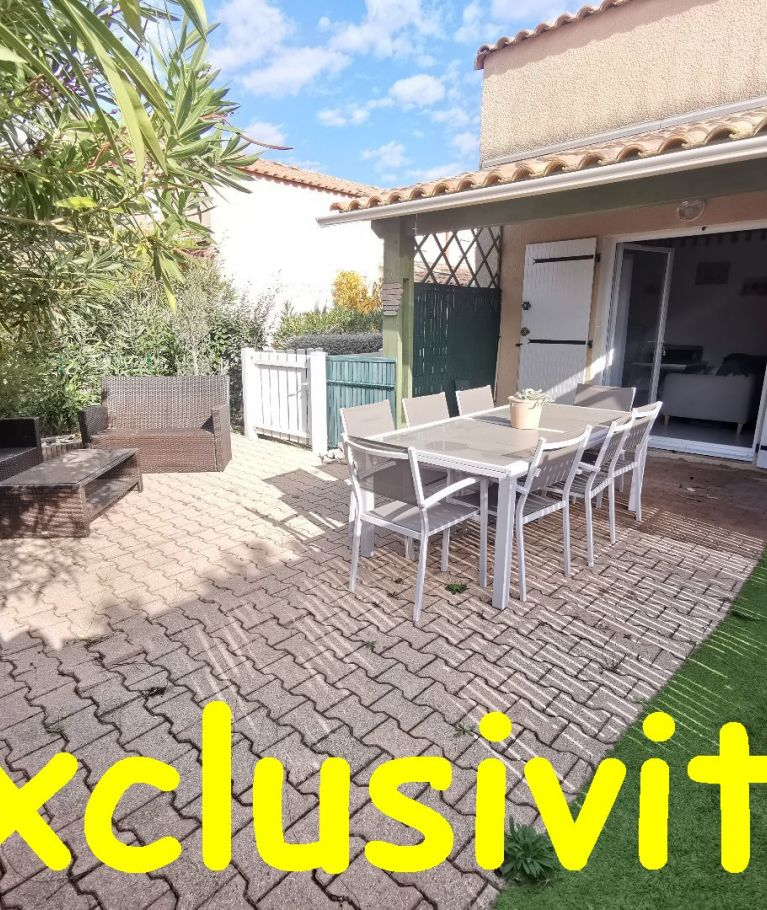 A vendre Valras Plage 340652526 Agence dix immobilier