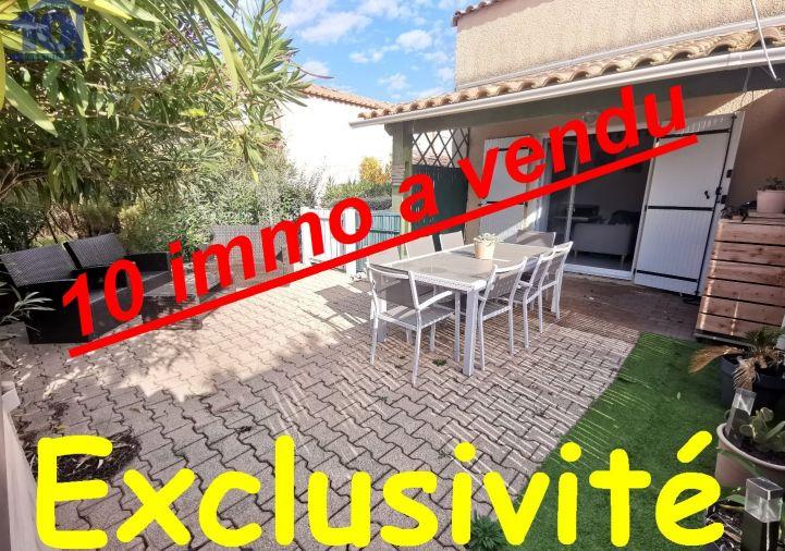 A vendre Pavillon Valras Plage | Réf 340652526 - Agence dix immobilier