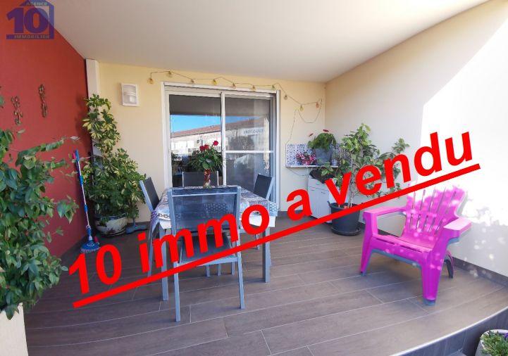 A vendre Appartement en rez de jardin Valras Plage | Réf 340652543 - Agence dix immobilier