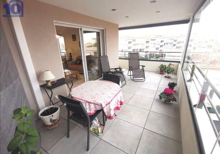 A vendre Appartement terrasse Valras Plage | Réf 340652580 - Agence dix immobilier