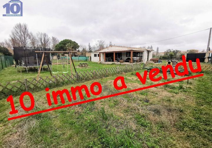 A vendre Maison Valras Plage | Réf 340652582 - Agence dix immobilier