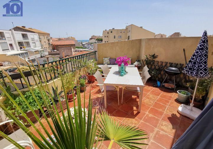 A vendre Duplex Valras Plage | Réf 340652587 - Agence dix immobilier