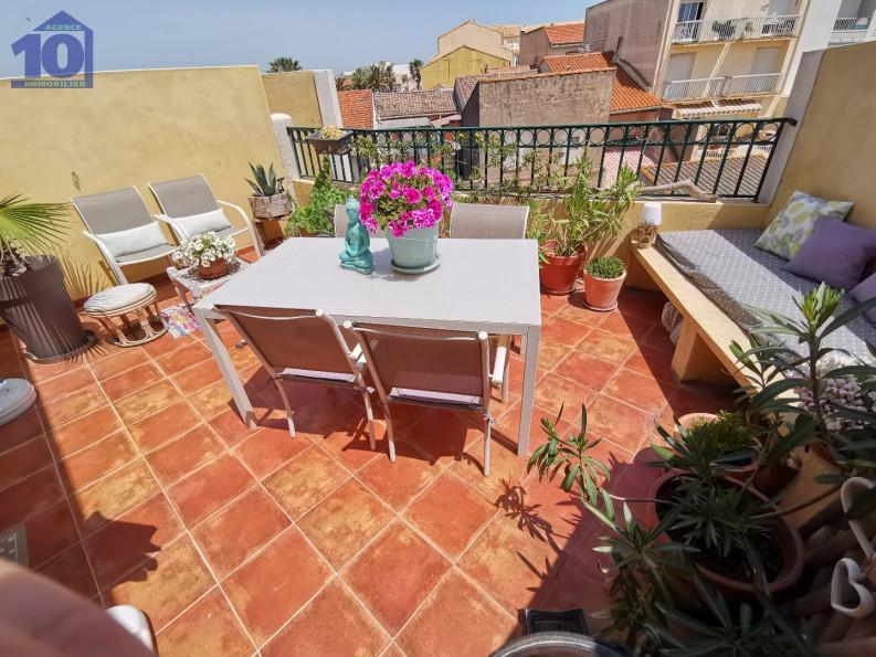 A vendre  Valras Plage | Réf 340652587 - Agence dix immobilier
