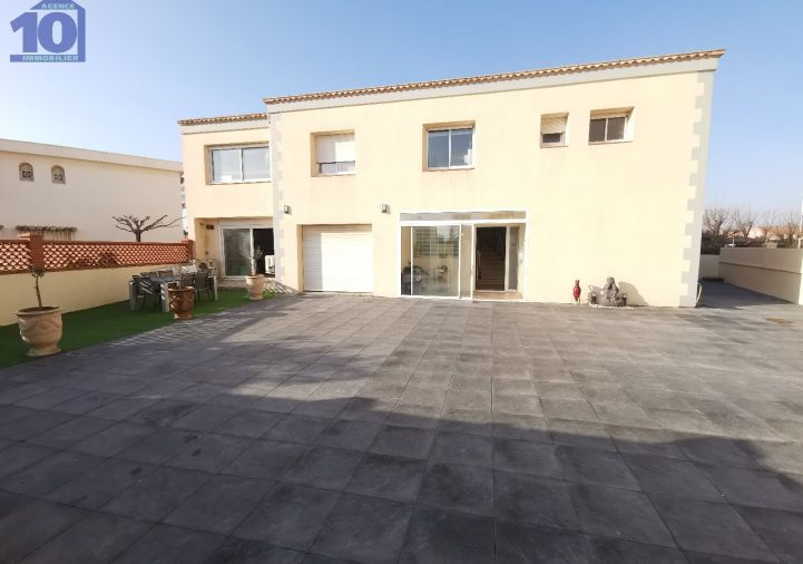 A vendre Maison en marina Valras Plage | Réf 340652589 - Agence dix immobilier
