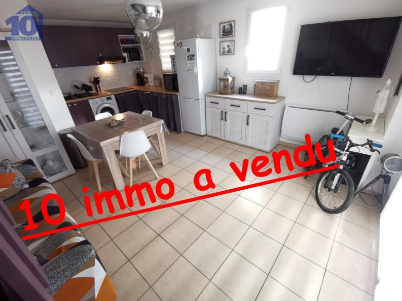 A vendre  Valras Plage   Réf 340652596 - Agence dix immobilier