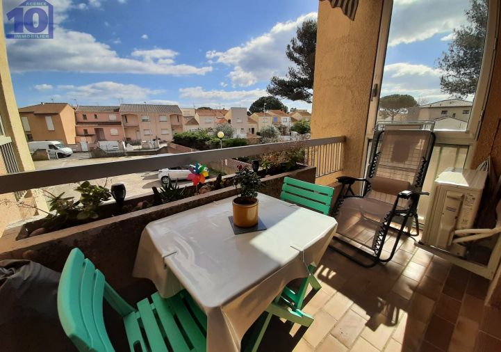 for seasonal lettings Appartement Valras Plage | R�f 340652597 - Agence dix immobilier