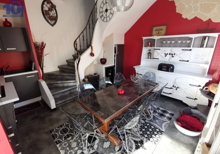 A vendre Duplex Valras Plage | Réf 340652598 - Agence dix immobilier