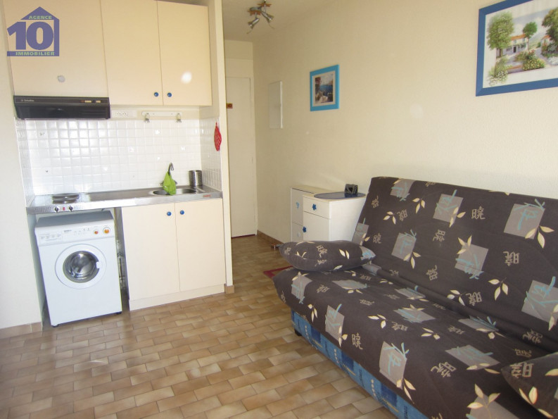 A vendre  Valras Plage   Réf 340652602 - Agence dix immobilier