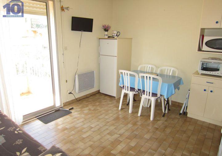 A vendre Studio Valras Plage | Réf 340652602 - Agence dix immobilier
