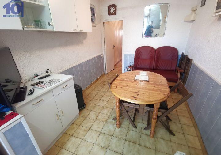 A vendre Appartement en rez de jardin Valras Plage | Réf 340652609 - Agence dix immobilier