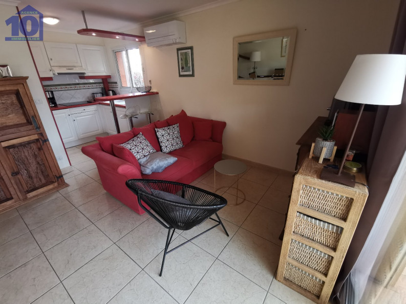 A vendre  Valras Plage | Réf 340652613 - Agence dix immobilier