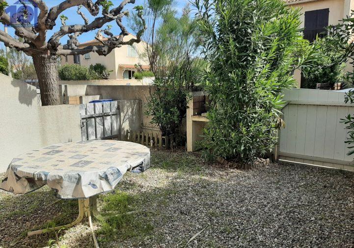 for seasonal lettings Appartement en rez de jardin Valras Plage   R�f 340652617 - Agence dix immobilier