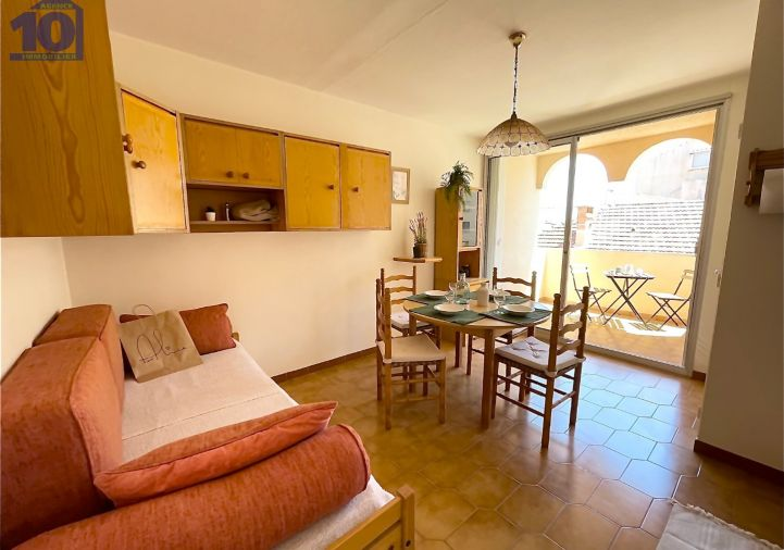 A vendre Appartement Valras Plage | Réf 340652629 - Agence dix immobilier