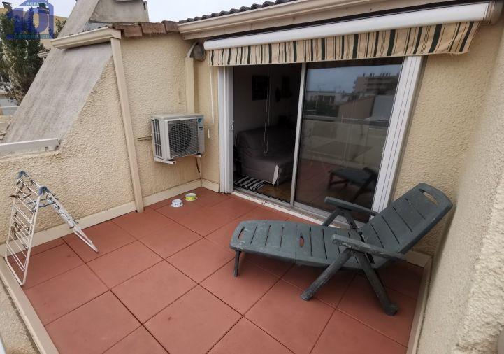 A vendre Studio cabine mezzanine Valras Plage | Réf 340652630 - Agence dix immobilier