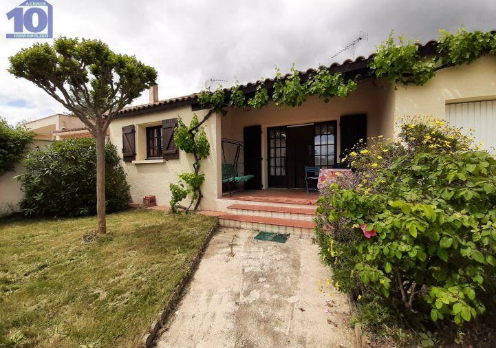 en location saisonnière Maison Valras Plage | Réf 340652633 - Agence dix immobilier