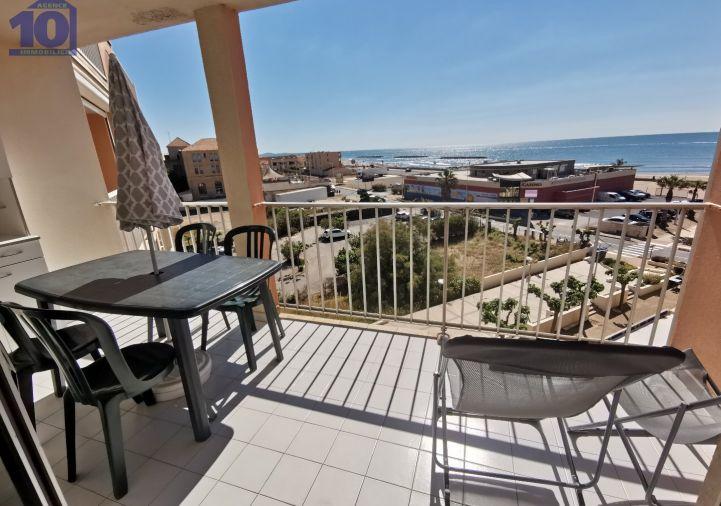 A vendre Appartement en marina Valras Plage | Réf 340652634 - Agence dix immobilier