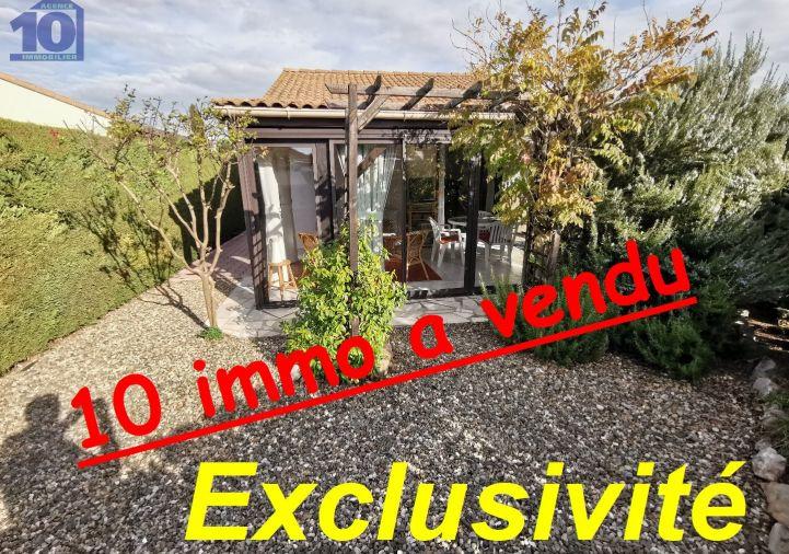 A vendre Maison en résidence Valras Plage   Réf 340652636 - Agence dix immobilier