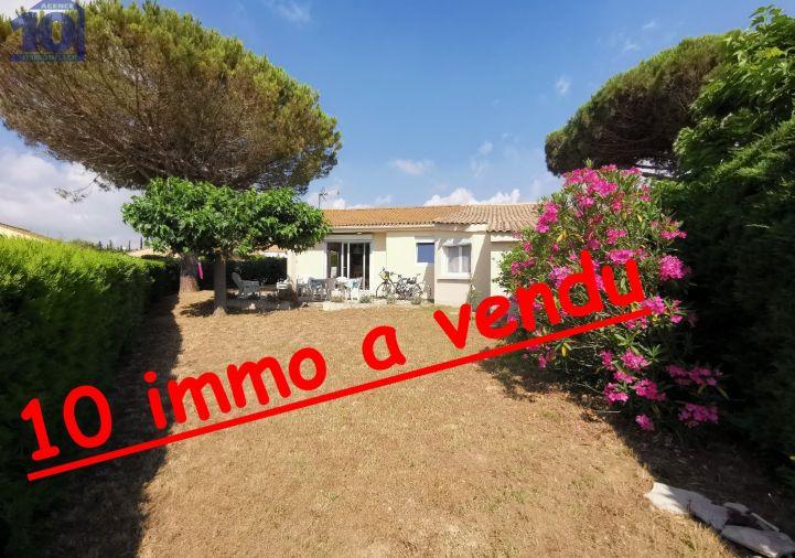 A vendre Maison en résidence Valras Plage   Réf 340652640 - Agence dix immobilier