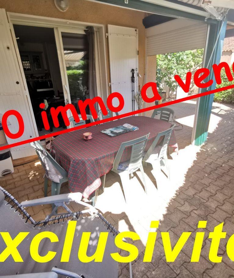 A vendre  Valras Plage   Réf 340652641 - Agence dix immobilier