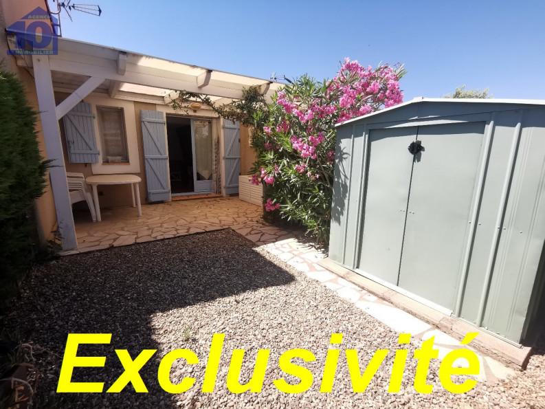 A vendre  Valras Plage   Réf 340652648 - Agence dix immobilier
