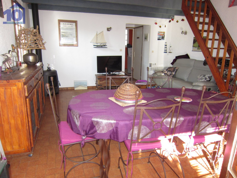 en location saisonnière  Valras Plage | Réf 34065444 - Agence dix immobilier